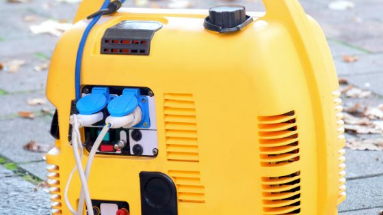 Need A Small Generator? Here's What To Buy