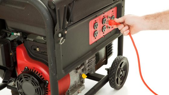Common Portable Generator Problems and How to Troubleshoot