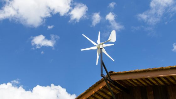 Best Home Wind Turbine Kits For Residential Use