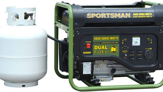 Top 8 Dual Fuel Generator Reviews (Propane & Gasoline)