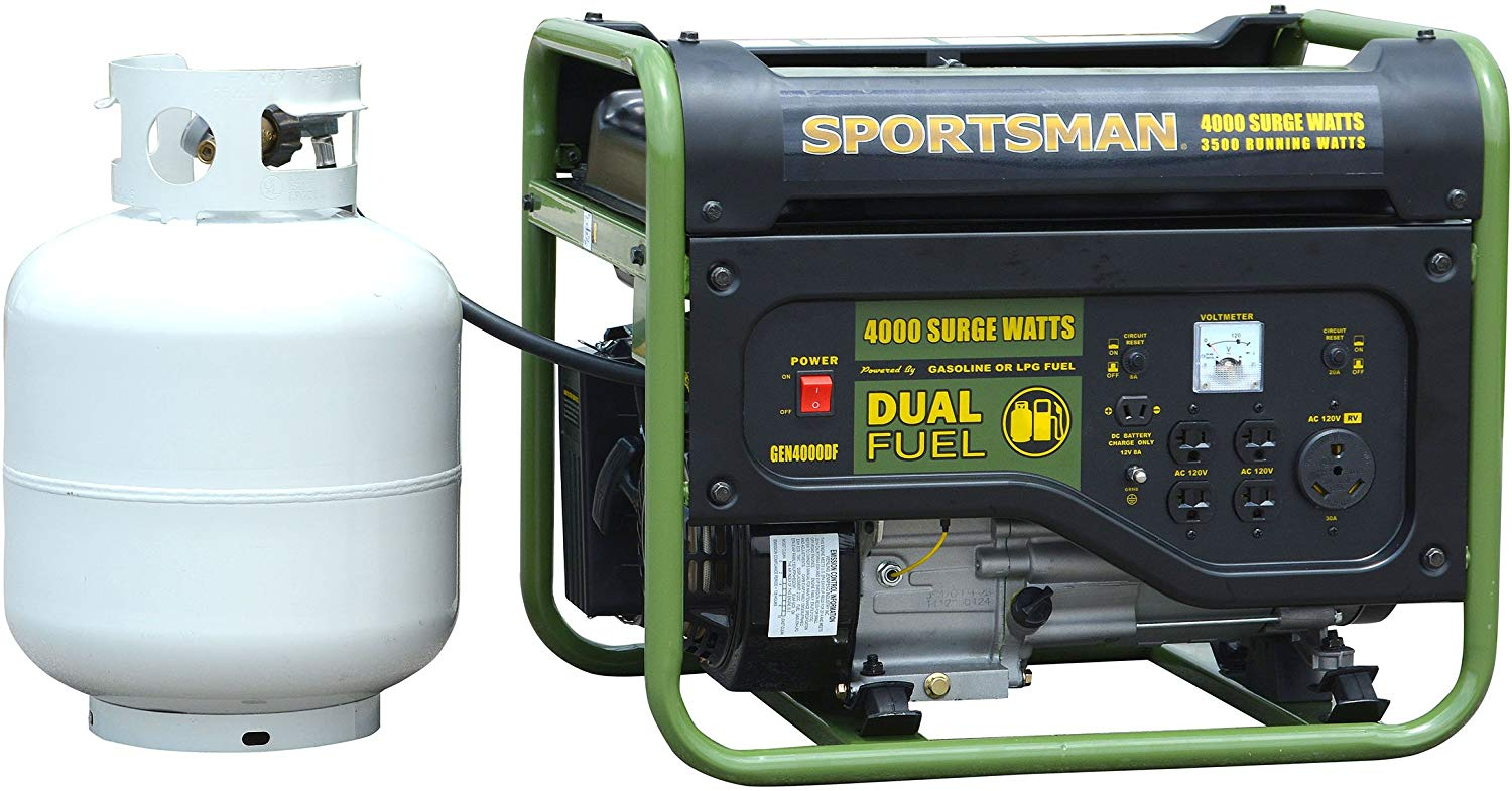 8 Best Dual Fuel Generator Powered By Propane & Gasoline