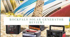 Rockpals Solar Genarator