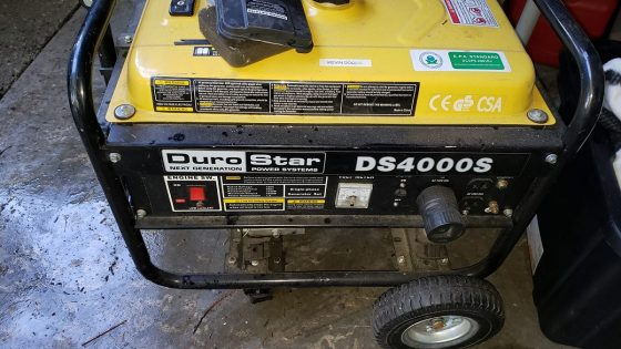 DuroStar Portable Generator Reviews & Buyers Guide