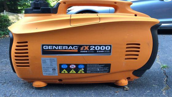 Generac IX2000 Portable Inverter Generator In-Depth Review