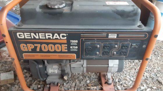 What Will A 7000 Watt Generator Run?