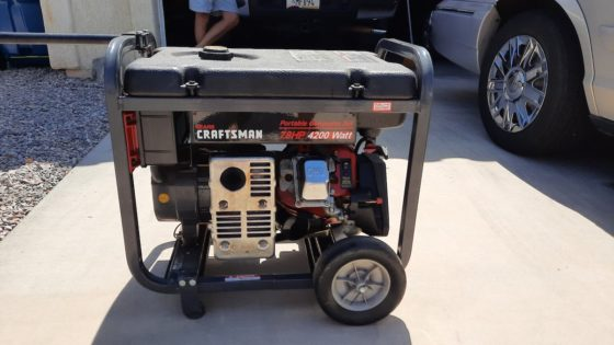 How Long Will a Generator Run on 5 Gallons of Gas?